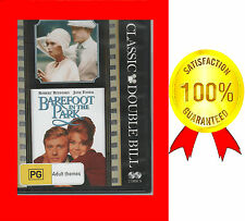 LIKE NEW DVD, THE GREAT GATSBY, BAREFOOT IN THE PARK, 2-DISC SET, ROBERT REDFORD