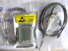mini pocket avr dso150 digitales speicheroszilloskop + usb + probe kits