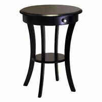 Winsome Trading Inc Sasha Round Accent Table
