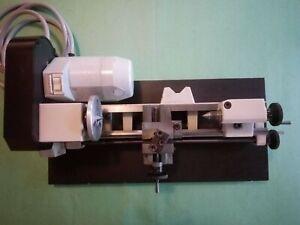 Emco Unimat 3 lathe No.150 000 . The Basic Machine