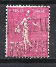 France 1924 type Semeuse lignée Yvert n° 202 oblitéré 1er choix (3)