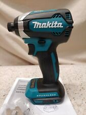 Makita•XDT13•18Volt•LXT Lithium-ion Brushless Impact Driver•Tool Only•XDT13Z•New