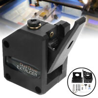 BMG Extruder Cloned Bowden Extruder Dual Drive Extruder 3D Printer Parts Kit