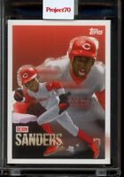 2021 Topps Project 70 Card #94 Deion Sanders 1994 by Blue the Great