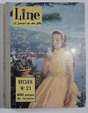 Line Reliure éditeur 21 TBE