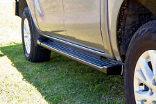 EGR Side Steps for 2012+ Mazda BT-50 Dual or Extra Cabs - Black