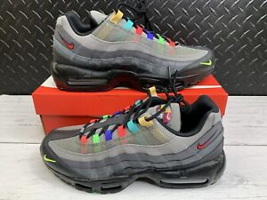 New  Mens Nike Air Max 95 'Evolution Of Icons' cw6575-001 Men's size 11