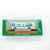 2008 Hess Miniature Recreation Van 072907105089