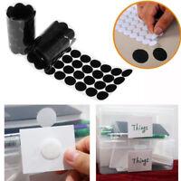 Selbstklebendes Verschlußband Starker Kleber Magic Sticker Round Loop Tape