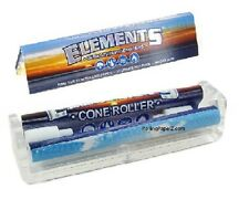 New! Elements 110mm CONE Roller Rolling Machine + PACK of King Size Papers