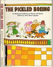 THE PICKLED BOEING: AN ILLUSTRATED COLLECTION OF POEMS AND STORIES - A.B. INGRAM