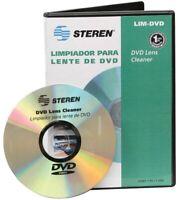 Steren DVD Laser Lens Cleaner - for CD, DVD, XBOX, PS2, PS3, PS4