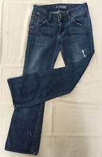 Hudson Women's Medium Wash Flap Pockets Jeans Size 27 Bootcut