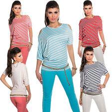 3/4 Arm Damen-Shirts aus Viskose für die Freizeit
