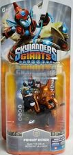 NIB Bronze/Black Frito-Lay Halloween Promo Fright Rider Skylanders Giants