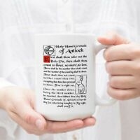 Holy Hand Grenade Of Antioch Mug - White Coffee Mug