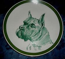 Sammel-& Zierteller aus Porzellan mit Teller für Hund