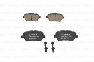 Bosch Brake Pads Set Front Fits Nissan Note (Mk2) 1.5 dCi #2 FAST DELIVERY