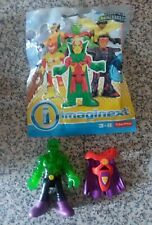 New Fisher Price DC Super Friends Imaginext Blind Bag Mystery, Martian Manhunter