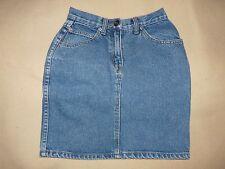 Jupe droite courte en jean pour fille 12 ans Kiabi - très bon état