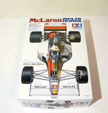 Tamiya 1:20 Scale Mclaren MP4/5B HONDA 1990 Ayrton Senna Plastic Model Kit