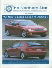2001 The Northern Star Newsletter Twin Cities Sect Mercedes-Benz Club of America