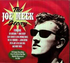 The Joe Meek Story 2-CD NEW SEALED Screaming Lord Sutch/John Leyton/Michael Cox+