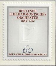 Berlin 1982 Stadt Spandau Sporthilfe Philharmonie  Carl Gotthard Langhans **