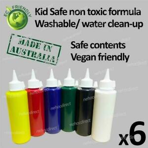 Poster Paint Chemical Free | Safe for Kids | Non-toxic 100% Australian Made
