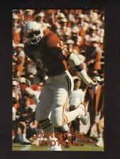 Texas Longhorns--1984 Football Pocket Schedule--University Co-op
