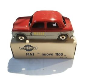 Modellino Mercury Fiat 1100