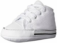 Converse Baby Krabbelschuhe Chucks First Star White