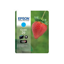 Genuine Epson 29 T2982 Strawberry Ink Cartridge Cyan for XP-235 XP-332 XP-335