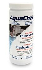 AquaChek Phosphate Test Kit for Swimming Pools - 20 Tests Packets 562227