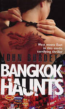 """VERY GOOD"" Burdett, John, Bangkok Haunts (Sonchai Jitpleecheep 3), Book"