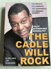 THE CADLE WILL ROCK by PAUL NEW with KEVIN CADLE  - P/B - £3.25 UK POST