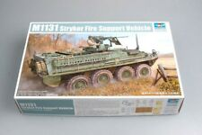 TRUMPETER 00398 1/35 US M1131 STRYKER FIRE SUPPORT VEHICLE PLASTIC MODEL KIT