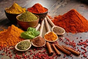 Bulk Wholesale Seasoning, Herbs & Spice (select variety from drop down)