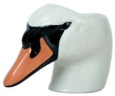 Quail Pottery  SWAN FACE - EGG CUP