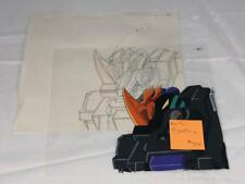 TRANSFORMERS JAPANESE BEAST WARS 2 II GIGASTORM ANIMATION ART CELL LOT 324