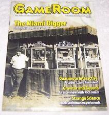 Game Room Magazine July 2009 Volume 21, Number 7 Pinball Video Games