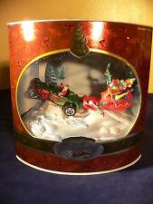 2001 holiday hotwheels Snow ornament