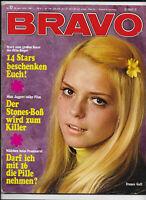 BRAVO Nr.17 vom 20.4.1970 Mick Jagger, Hollies, Mark Slade, Chris Roberts...