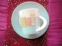 TOP Rosenthal - Cupola 1 Espressotasse Sammeltasse Nr. 16 S. Wirkkkala neuwertig
