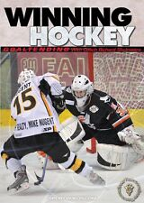 Winning Hockey: Goaltending Instructional DVD - Free Shipping