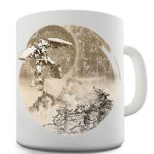 Twisted Envy Mecha Robot Japan Traditional Ceramic Tea Mug