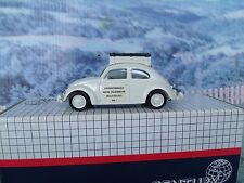 1/43 CENTURY  (France)  VW 1200  white metal