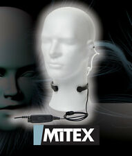 MITEX THROAT MICROPHONE DUAL SENSOR - FOR ALL MITEX TWO WAY RADIOS