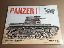 WAFFEN-ARSENAL BAND 18 - PANZER I