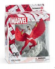 Falcon - Marvel Figurines - New in Box - Schleich Plastic Figure 21507